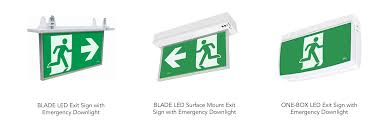 Exit Sign Lighting Requirements How The Running Man Changed Exit Signs In Australia