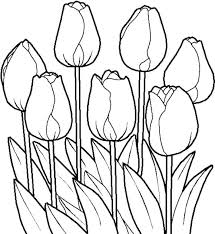 Coloring Pages For Kids Flowers Prestigious Flower Coloring Pages