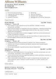Functional Resume Template Google Docs Format Samples Of Example A ...