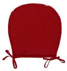 round kitchen seat pad garden furniture dining room chair cushion 14 5 x 14 5