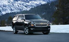 2015 Chevrolet Suburban First Drive – Review – Car and Driver
