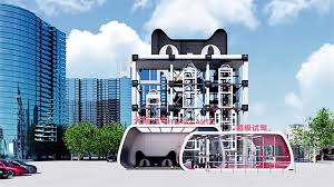 Arm Stuck In Vending Machine Commercial Impressive Alibaba's Car Vending Machines Are Just A Couple Months Away