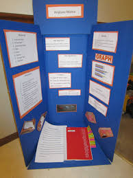 Science Fair Report Example With My Sons First Ever Science Fair ...