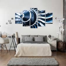 aviation turbine 5 piece canvas wall art on photo canvas wall art with aviation turbine 5 piece canvas wall art vigor and whim