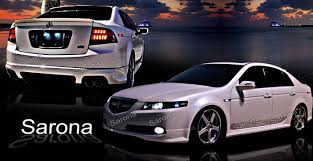 acura tlx 2008 custom. acura tl sarona body kit ac021kt tlx 2008 custom