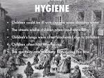 Victorian Era Hygiene