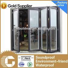glass bifold doors. Aluminium Profile Double Glass Bifold Door - Buy Door,Aluminium Door,Exterior Product On Alibaba.com Doors O