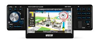 <b>Автомагнитола Mystery MMD-4003NV</b> | www.gt-a.ru