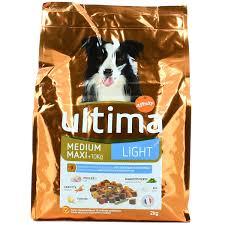 Ultima Affinity Croquettes Pour Chien Anti Oxydant Light 2kg