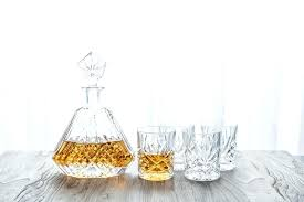 crystal decanter set whole lead free crystal triangular whiskey decanter set crystal decanter set australia crystal decanter set