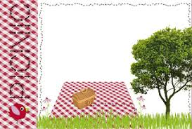 Picnic Template Steadfast And Immovable Picnic Invitation Templates