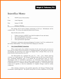 Sample Office Memo Template Fresh Legal Memorandum Sample ...