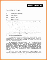 Sample Office Memo Template Fresh Legal Memorandum Sample ...