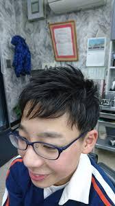 中学男子三態 東村山 まちの床屋 Hair Salon Sunのブログ