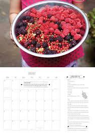 Kitchen Garden Magazine Pip Kitchen Garden Calendar 2017 Pip Magazine Australian