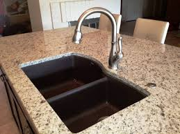 Kitchen Sink Granite Composite Great Choice Granite Composite Sink Some Enjoyable Pictures