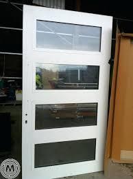 glass pane door external d g 4 pane door storm door glass panel replacement