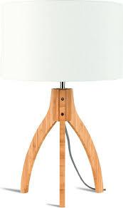 Bolcom Good Mojo Tafellamp Annapurna Bamboelinnen