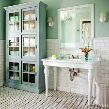 New Country Bathroom Decorating The Budget Decorator