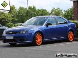 ProjectFordUK -2005/05 Ford Mondeo ST TDCi