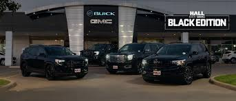 hall has it all in tyler hall buick gmc