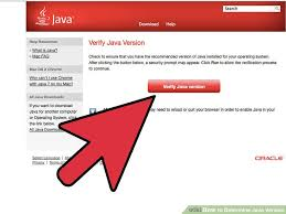 ways to determine java version wikihow image titled determine java