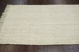 breathtaking bleached jute rug interesting decoration casuals natural fibers modern contemporary machine woven area rug