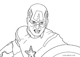Lego Captain America Civil War Coloring Pages Free Printable For