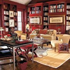 eclectic home office. Hunting Themed Bedroom Home Office Eclectic Idea In Other  Rooms