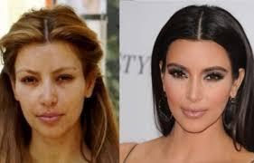 celebrity photos without makeup