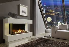 electric fireplace designs for a cozy