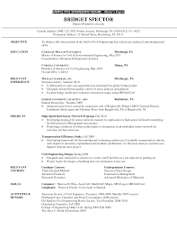 Master Resume Example Examples Of Resumes