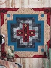 Free Wall Quilt Patterns - Navajo Blanket & Navajo Blanket Adamdwight.com