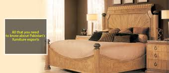 All that you need to know about Pakistans furniture exports