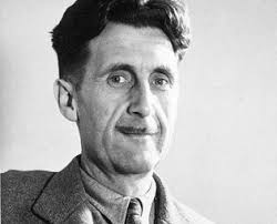 in a fight authors amazon cites orwell but not quite  amazon quoted a 1936 essay by george orwell in a web posting and asked readers to email the chief executive of hachette credit associated press