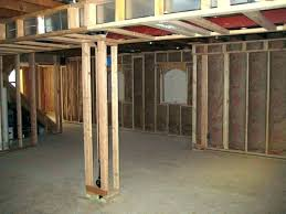 interior cinder block wall covering inexpensive cover ideas bat not drywall home design c