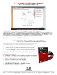 Iso 8015 Tolerancing Chart Download Eti S Iso Gps Quick Reference Software Manualzz Com
