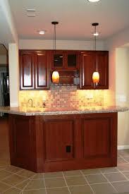 basement bar design. Bars For Basements With Beautiful Mosaic Tile Backsplash Basement Bar Design