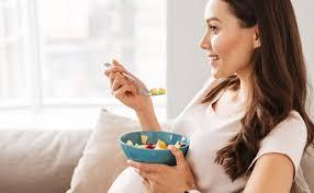 comer por dos en el embarazo sí o no