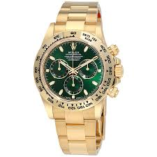 rolex cosmograph daytona green dial 18k yellow gold oyster men s rolex cosmograph daytona green dial 18k yellow gold oyster men s watch 116508grso