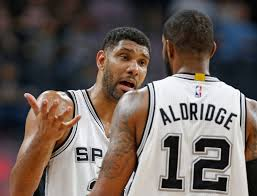 Is lamarcus aldridge a worry with his first two games not reaching 30 minutes? Are Lamarcus Aldridge S Days As A Star Still In Abundance