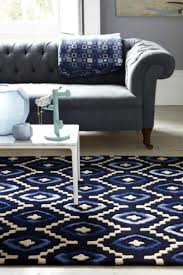 origins navy rug from rockett st george