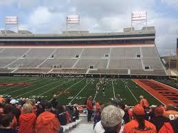 Boone Pickens Stadium Section 202 Row 15 Seat 50