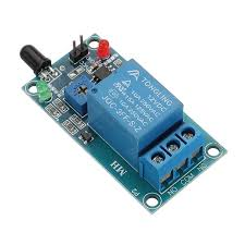 US$3.04 % <b>Flame Flare Detection Module</b> Flame Sensor 12V Relay ...