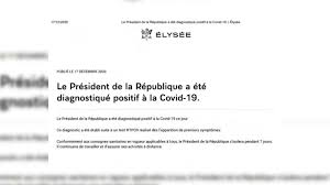 Macron da positivo por coronavirus y se mantendrá en aislamiento