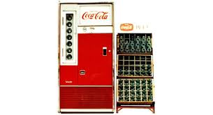 What Did First Vending Machines In Us Dispense
