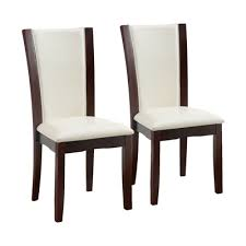 furniture of america cm3710 manhattan side dining chair set 2 furniture chair set u14 furniture