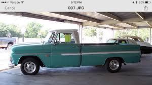 1966 Chevy Truck Sold on StreetRodding - by StreetRodding.com