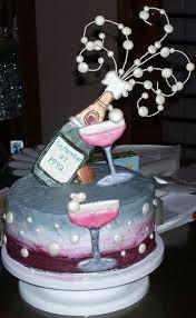 11 Champagne Glass Shaped Like Birthday Cakes Photo Wine Glass