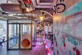 google tel aviv office tel. Google Office Restaurant Tel Aviv U